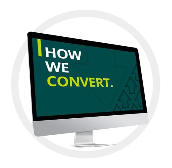 How-we-convert