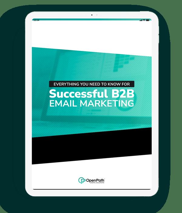 Successful-B2B-email-marketing