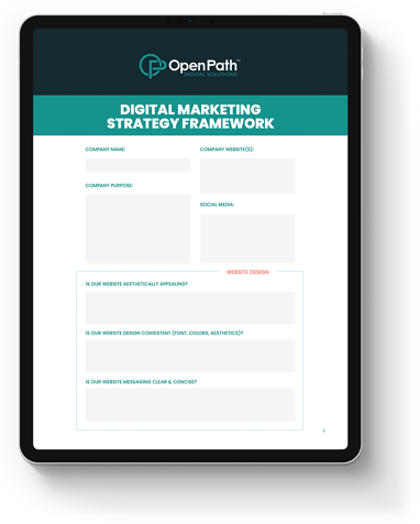 Digital-Marketing-Strategy-Framework-ipad