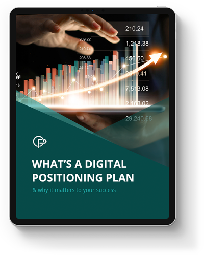 Whats a digital positioning plan ipad 2