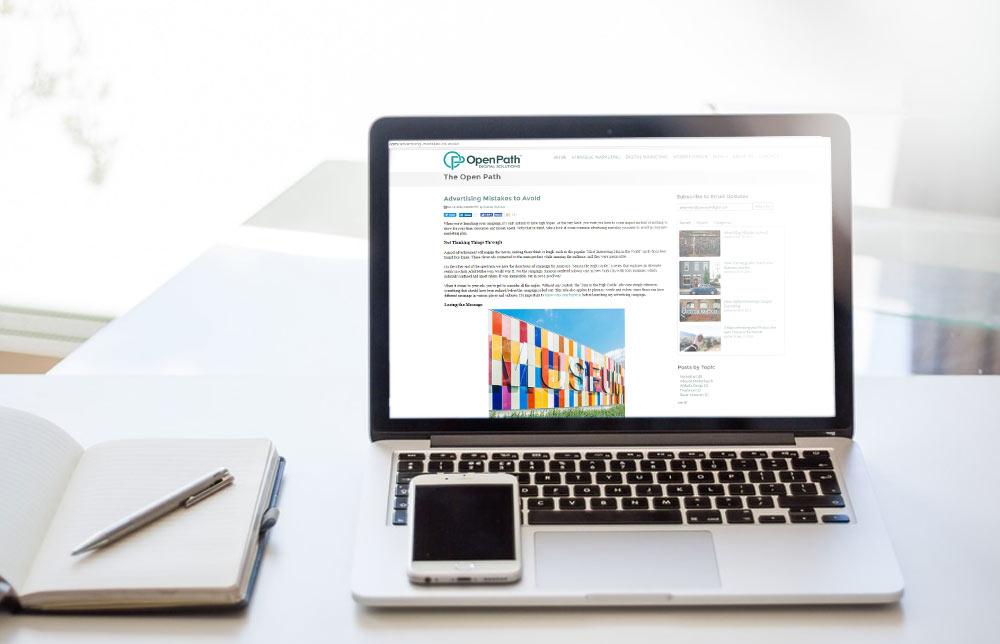Open Path Digital Blogs