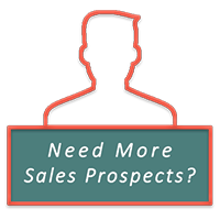 Need More Sales Prospects?