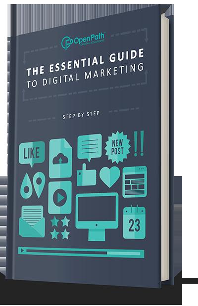 Ebook white Essential Guide To Digital Marketing