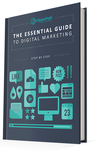 Ebook white Essential Guide To Digital Marketing
