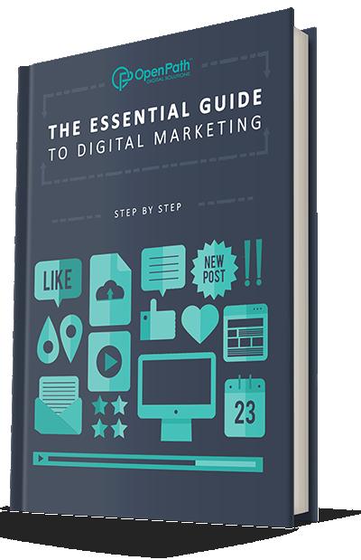 Ebook Essential Guide to Digital Marketing Book Cover
